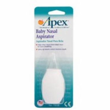 3 Pack - Apex Baby Nasal Aspirator 1 Each