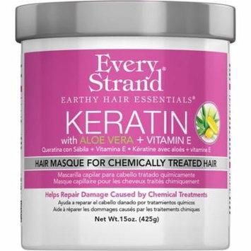 4 Pack - Every Strand Keratin Hair Treatment, 15 oz
