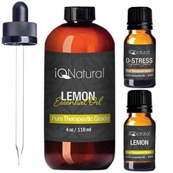 Lemon 4oz Essential Oil Set
