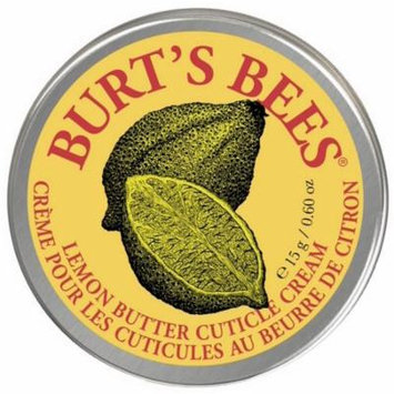 2 Pack - Burt's Bees Lemon Butter Cuticle Creme 0.60 oz