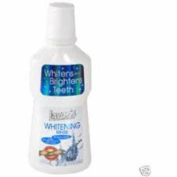 2 Pack - Lavoris Whitening Rinse Mouthwash (1 Ltr) 33.80 oz