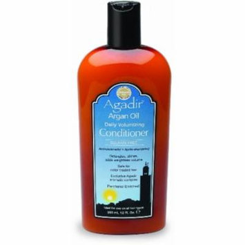 3 Pack - Agadir Argan Oil Daily Volumizing Conditioner, 12.4 oz