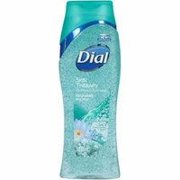 2 Pack - Dial Skin Therapy Smooth Renewal Body Wash, Himalayan Salt & Exfoliating Beads 16 oz