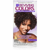 6 Pack - Dark and Lovely Reviving Colors, No.392, Ebone Brown, 1 ea