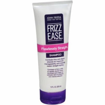 3 Pack - John Frieda Collection Frizz-Ease Flawlessly Straight Shampoo 10 oz