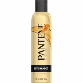 2 Pack - Pantene Pro-V Dry Shampoo 4.90 oz