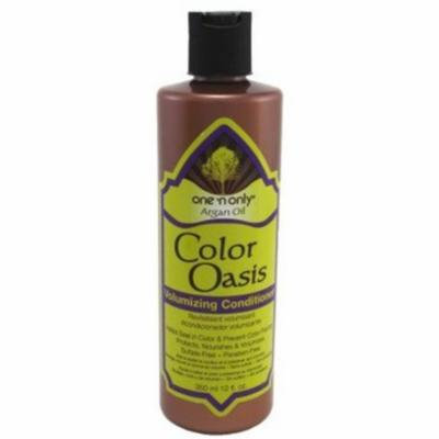 2 Pack - One N' Only Argan Oil Color Oasis Volumizing Conditioner, 12 oz