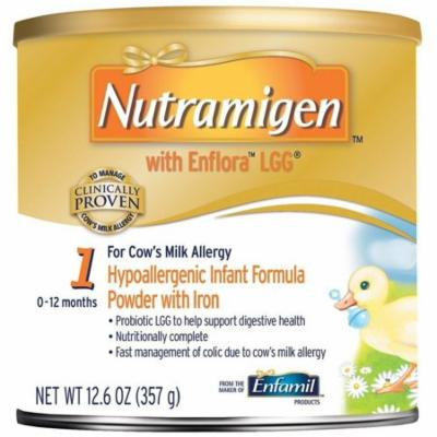 4 Pack - Enfamil Nutramigen with Enflora LGG Powder Formula 12.60 oz