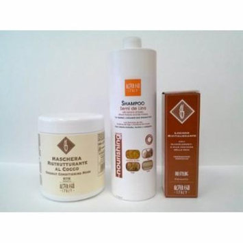 Alter Ego Hair Restructuring and Nourishing Treatment Combination Set