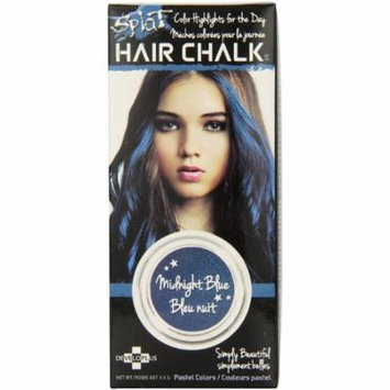 2 Pack - Splat Hair Chalk, Midnight Blue 3.50 grams