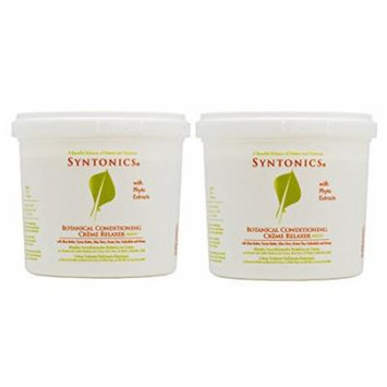 Syntonics Botanical Conditioning Creme Relaxer - Mild 4lbs