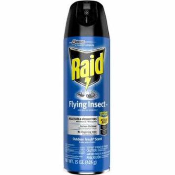 6 Pack - Raid Flying Insect Killer Spray 15 oz
