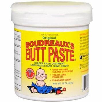 4 Pack - Boudreaux's Butt Paste 16 oz
