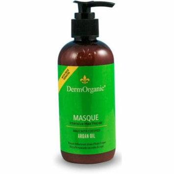 6 Pack - DermOrganic Masque Intensive Hair Repair, 8 oz