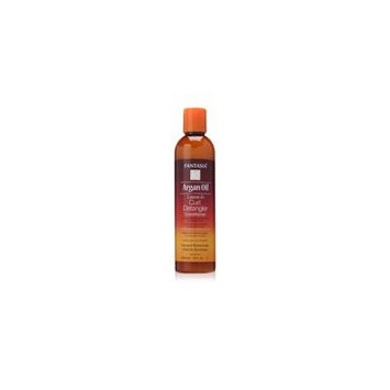 3 Pack - Fantasia Argan Oil Leave-In Curl Detangler Conditioner, 8 oz