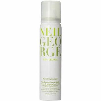 2 Pack - Neil George Refresh Dry Shampoo 3.70 oz