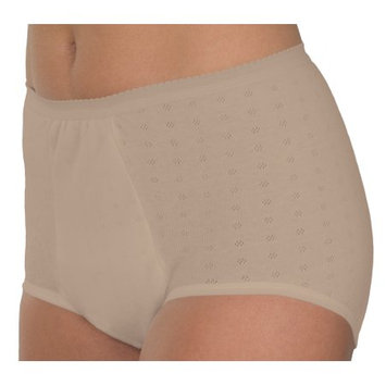 Easycomforts Women's Beige Incontinence Super Panties XL (3-Pack)