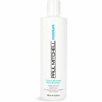 3 Pack - Paul Mitchell Instant Moisture Daily Shampoo, 16.9 oz