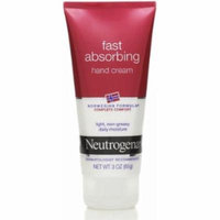 6 Pack - Neutrogena Norwegian Formula Fast Absorbing Hand Cream 3 oz