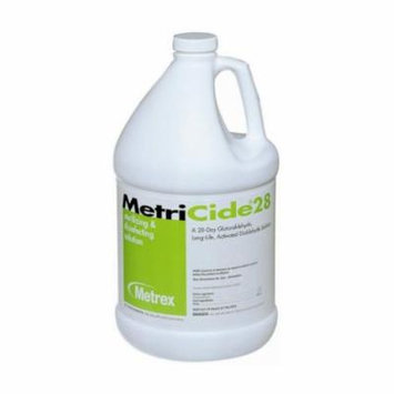 MetriCide 28 High-Level Disinfectant / Sterilant (1 gallon bottle) ''1 Count'' 6 Pack