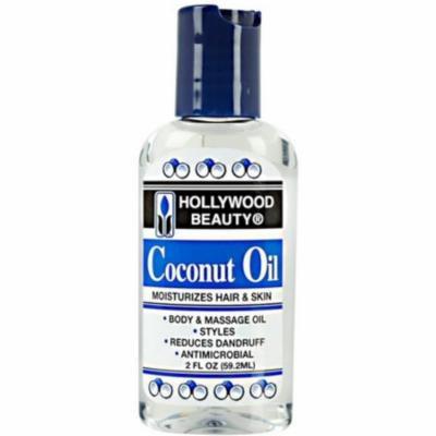 Hollywood Beauty Coconut Oil, 2 oz