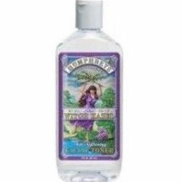 3 Pack - Humphreys Witch Hazel Skin Softening Facial Toner, Lilac 8 oz