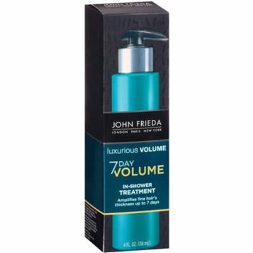 John Frieda In-Shower Treatment, 7 Day Volume with Protein & Keratin 4 oz