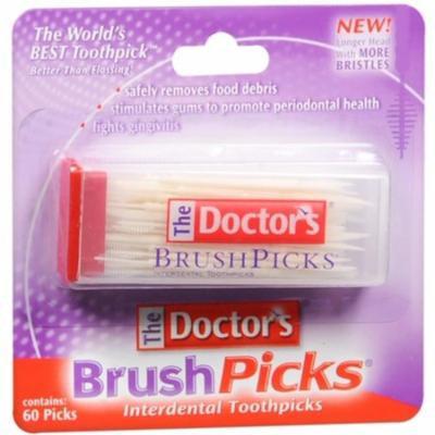 2 Pack - The Doctor's BrushPicks 60 Each