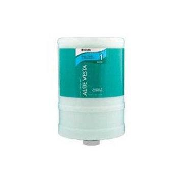 Shampoo and Body Wash Aloe Vesta 4 Liter Bottle Scented 6 Pack