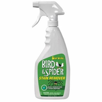 STAR BRITE Bird & Spider Stain Remover 22 oz N/A 22 oz #709144