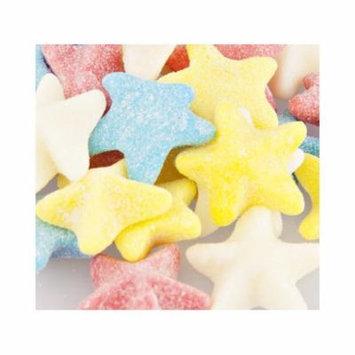Sour Gummi Sea Stars 2 pounds bulk sour gummi candy
