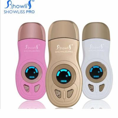 Electric Rechargeable Hair Removal Women & Men Body Hair Epilator Shaver(Pink)