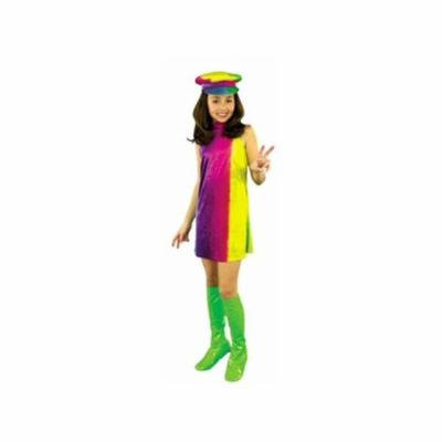 Child's 60's Go Go Girl Costume