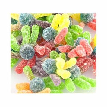 Sour Gummi Octopus 1 pound bulk sour gummi candy