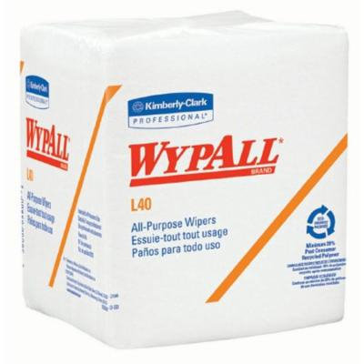 WypAll L40 Task Wipe Light Duty Disposable 12 X 12.5 Inch Case of 1008 2 Pack