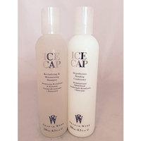 Ice Cap Shampoo and Conditioner Set by Graham Webb 8.5 oz each by Graham Webb