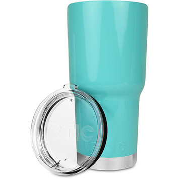 RTIC Coolers 30 oz. Stainless Steel Vacuum Insulated Tumbler Bottle - Teal