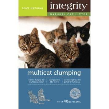 INTEGRITY CAT LITTER INTEGRITY MULTI-CAT CLUMPING LITTER 40LB