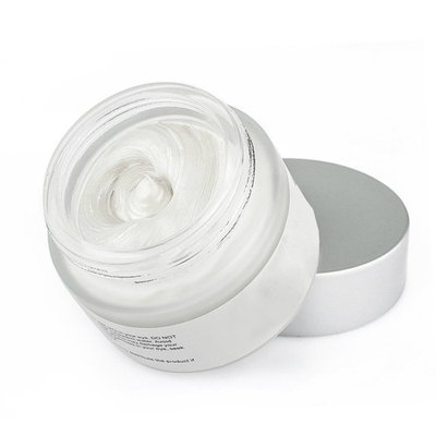 Hair Wax Style Mud, Temporary Color, Natural Dye Pomade, Washable, White