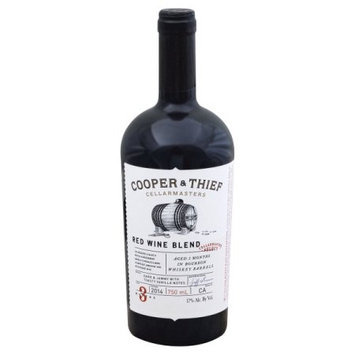 Cooper & Thief Cellarmasters Cooper & Thief Cooper & Theif Red Blend 750ml