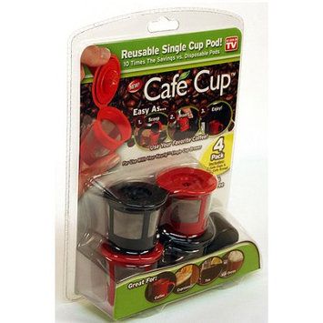 As Seen On TV Cafe Cup Single-Serve Coffee Pod