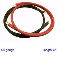 Battery Cable with 3/8