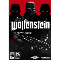 Bethesda Wolfenstein: The New Order (PC)(Digital Download)