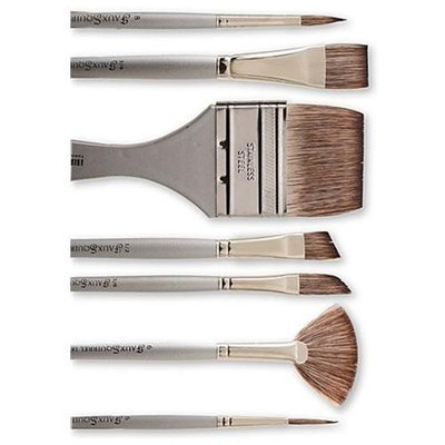 Dynasty Faux Squirrel Paint Brushes 18 round