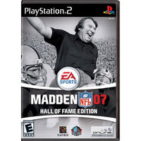 Fye Madden NFL 07: Hall of Fame Edition by PlayStation 2