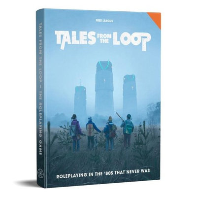 Modiphius Entertainment MUH050645 Tales from the Loop HC - Rulebook