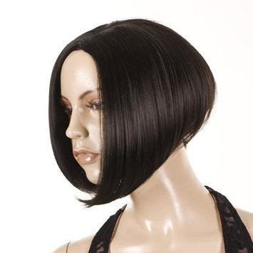 Black Short Bob Style Wig | Victoria Beckham Hairstyle