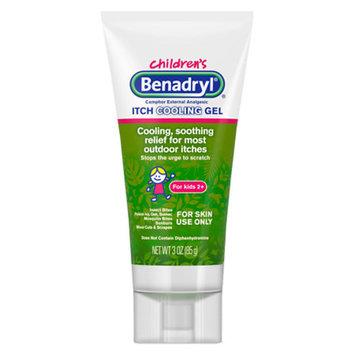 Children's Benadryl Anti-Itch Gel, Original Strength 3 fl oz(pack of 6)