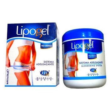 Lipogel Caffeine Slimming & Slendering System Cream 8 Oz.
