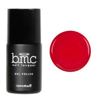BMC Classic Fire Red UV/LED Speed Gel Polish - Fundamentals, Rouge Lipstick